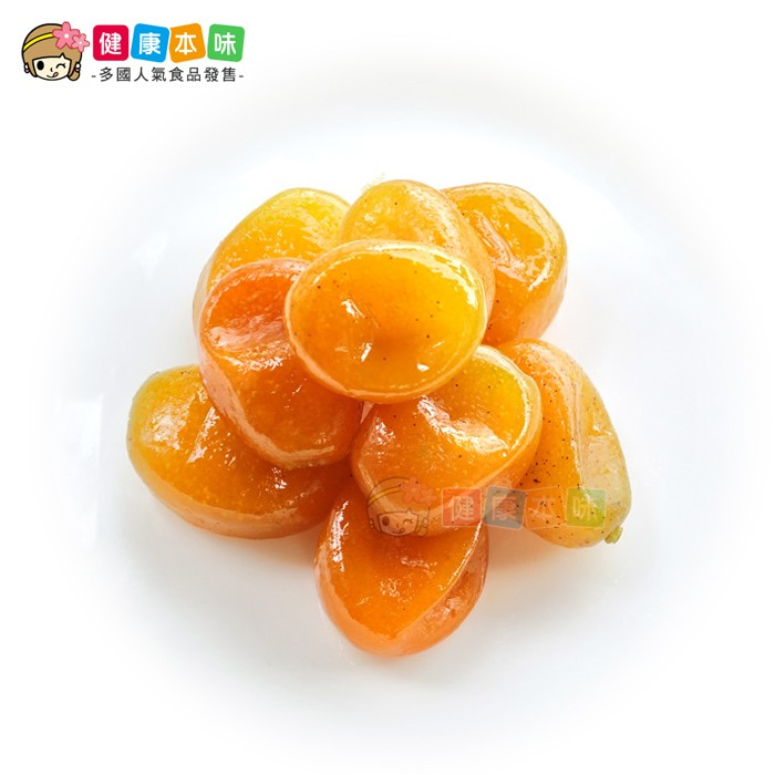 蜂蜜金棗350g[TW00127]健康本味
