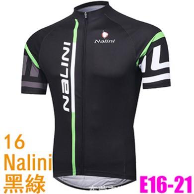 【綠色運動】16款 NALINI 夏季短袖上衣 自行車衣 腳踏車衣 單車衣 車衣 騎行服 吸濕排汗 萊卡透氣