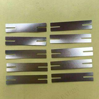 電池 點焊片 連接片 鍍鎳片 0.15 8 38 mm 開叉H型26650用 鑫文源 電動力材料 高雄市