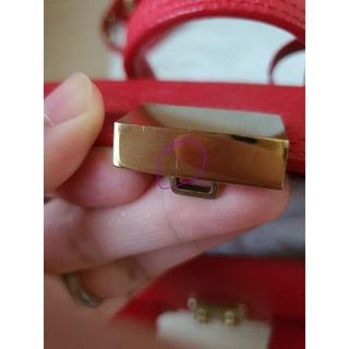 3.1 phillip lim pashli mini satchel 紅色 8.9成新 臺中市