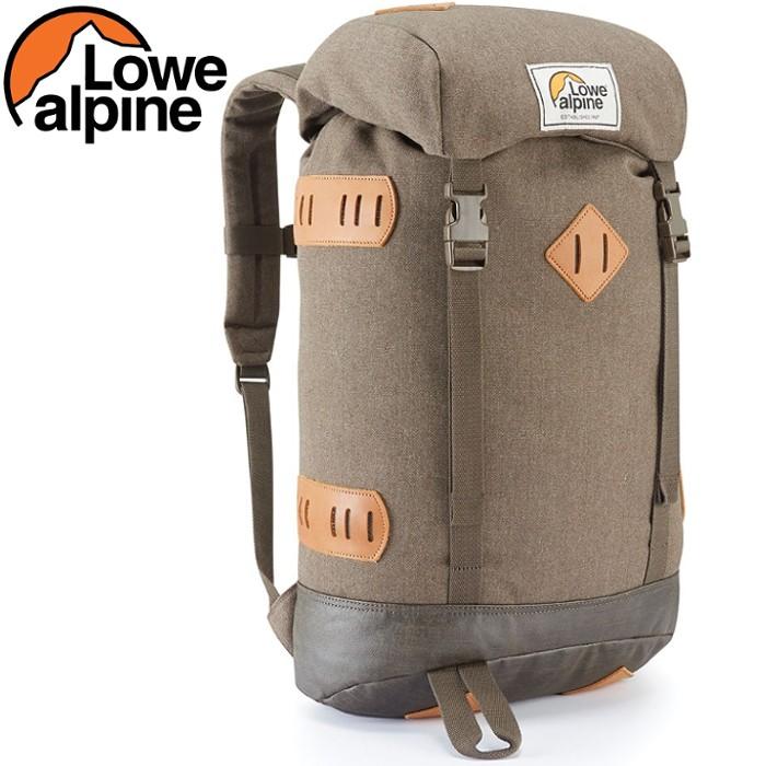 Lowe Alpine 後背包/日用後背包/電腦包/城市都會包 Klettersack 30 棕石 FDP59