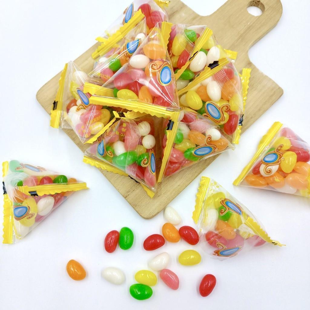 【嘴甜甜】綜合水果糖 200公克 三角包 水果口味 包裝糖果系列 水果系列 純素