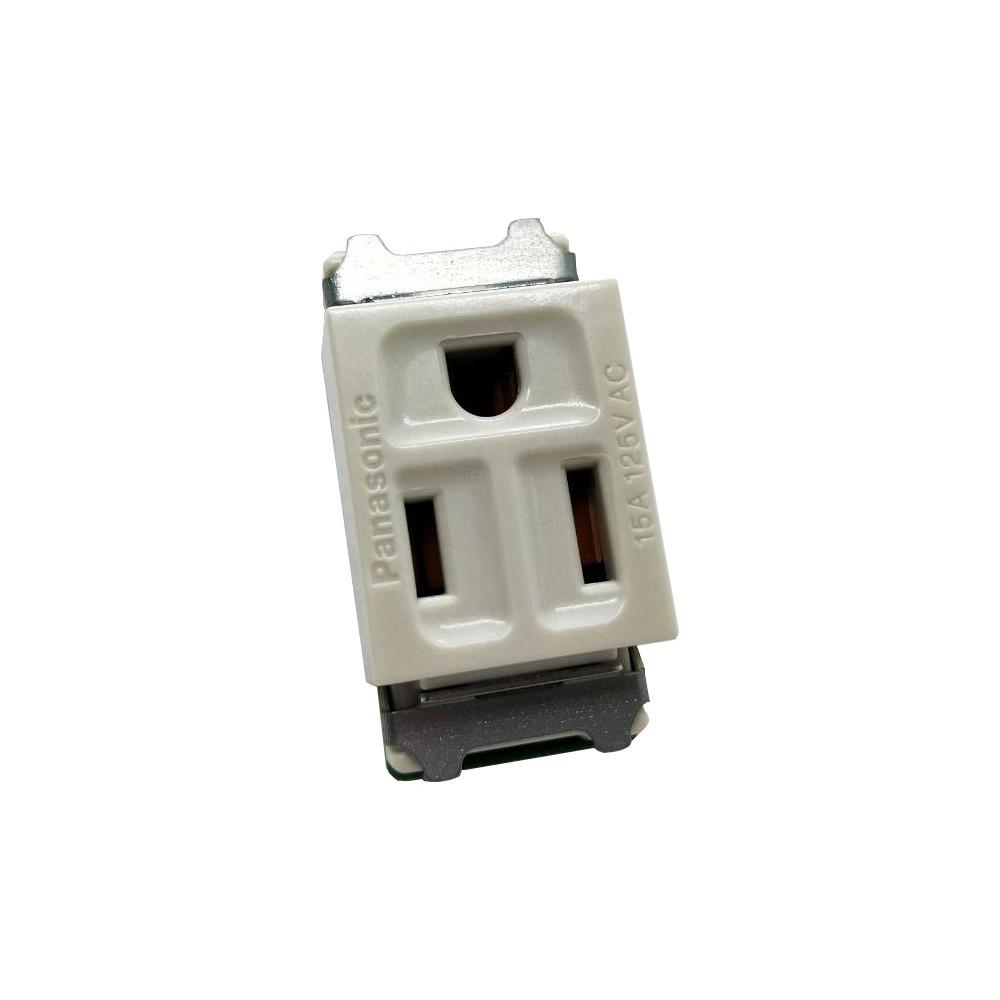 國際牌全彩系列WNF1101 埋入式附接地極單插座