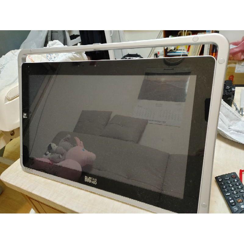 InFocus 20吋平板電腦 (四核心、130萬、16G、安卓4.4)大平板