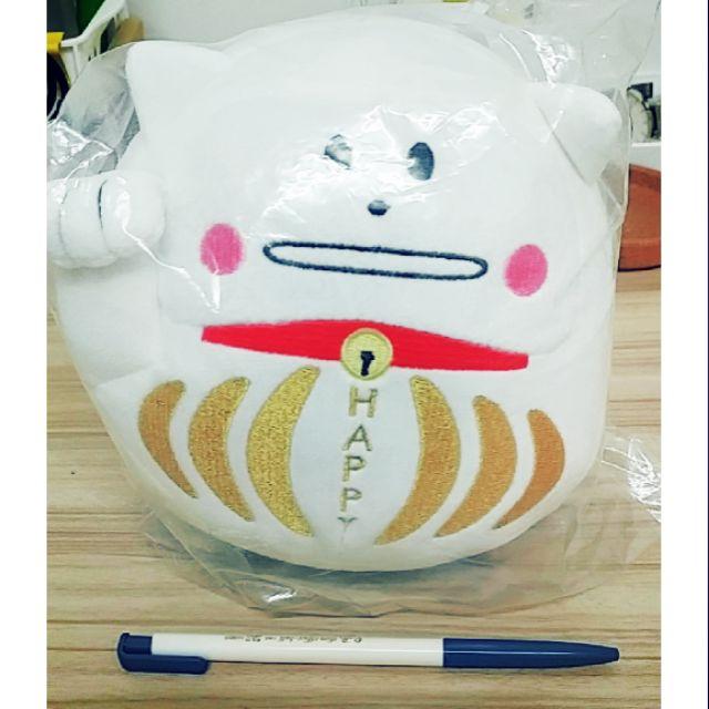 Craftholic宇宙人 貓貓達摩 玩偶