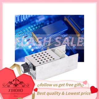 Xihoho 10000W 220V SCR交流電子穩壓器調光速度