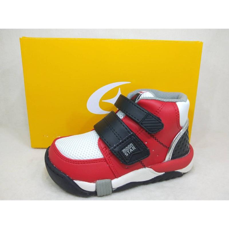 JB~ Moonstar 月星 Carrot Hi系列 童運動鞋 十大機能 日本機能鞋 高筒矯正鞋G9644