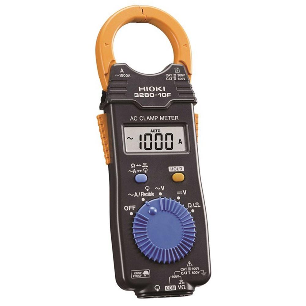 全新改款 HIOKI 3280-10F 日製交流鉤錶/電表 台北益昌 電錶 認明原廠碳棒