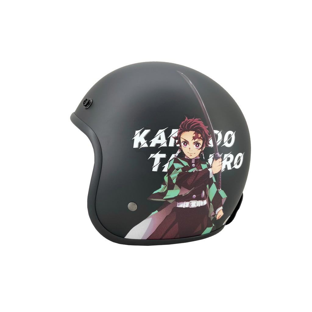 【EVO Helmet】智同安全帽/鬼滅之刃安全帽 (s)(m)/ 炭治郎 禰豆子/ 正版/可刷卡有發票/