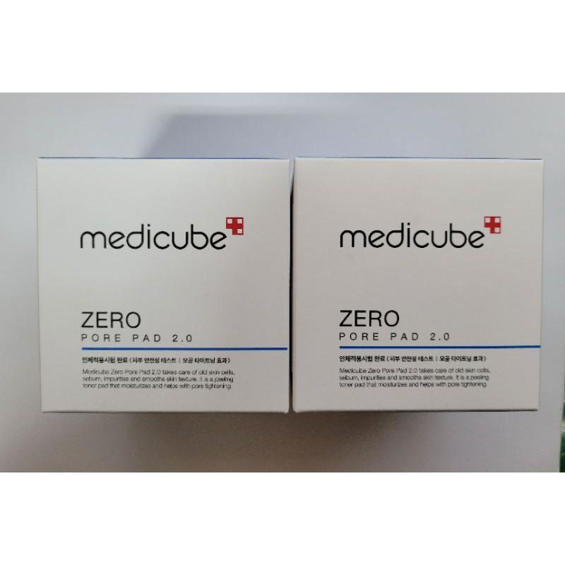MEDICUBE/ZERO毛孔爽膚棉 2.0 (2020) 破蛋價