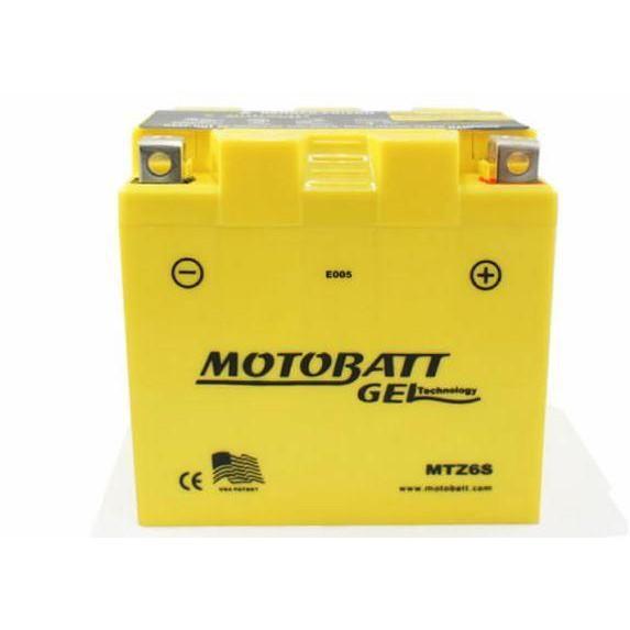 免運 MOTOBATT MTZ6S 五號電瓶 5號電池 GTX5L YTX5L RS 100 CUXI JOG RSZ