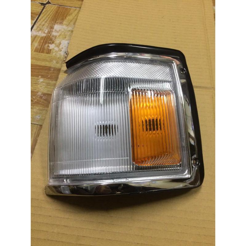 TNSK TOYOTA 瑞獅 ZACE 92-98年 角燈 方向燈 電鍍金銀框 箱車
