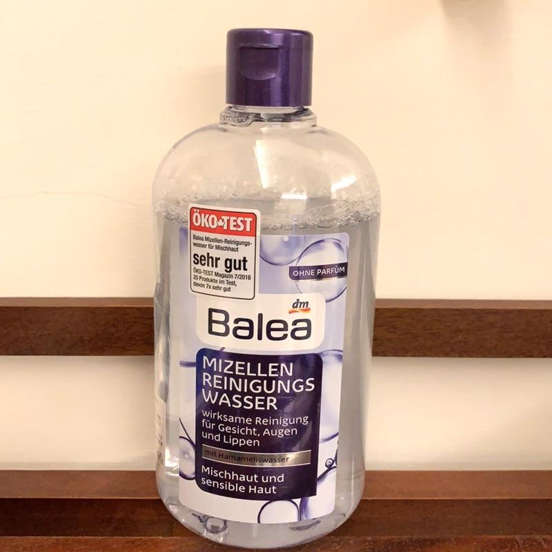 德國Balea臉部眼唇卸妝-清潔-保濕三合一卸妝水400ml