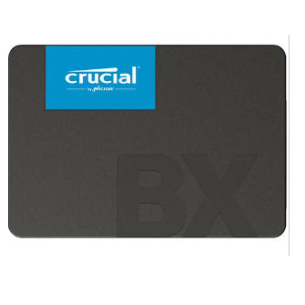 美光 BX500 240GB / 240G SSD / 另有 MX500 含稅/可刷卡 Micron Crucial