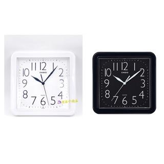 🦄潔西卡精品-日本 卡西歐 CASIO IQ-02 黑白色 方形 掛鐘 數字清晰 原裝公司貨 附有原廠保證卡 台北市