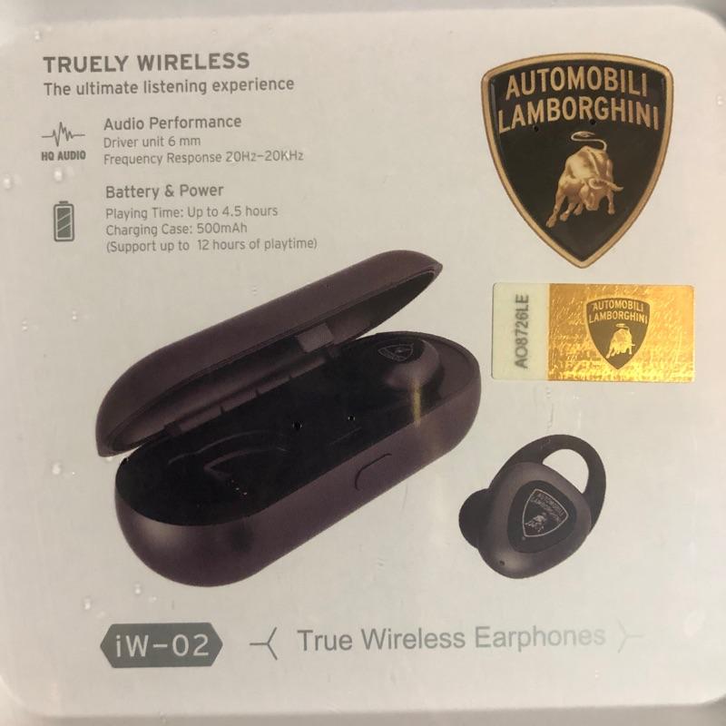 藍寶堅尼藍牙耳機TW30藍牙耳機