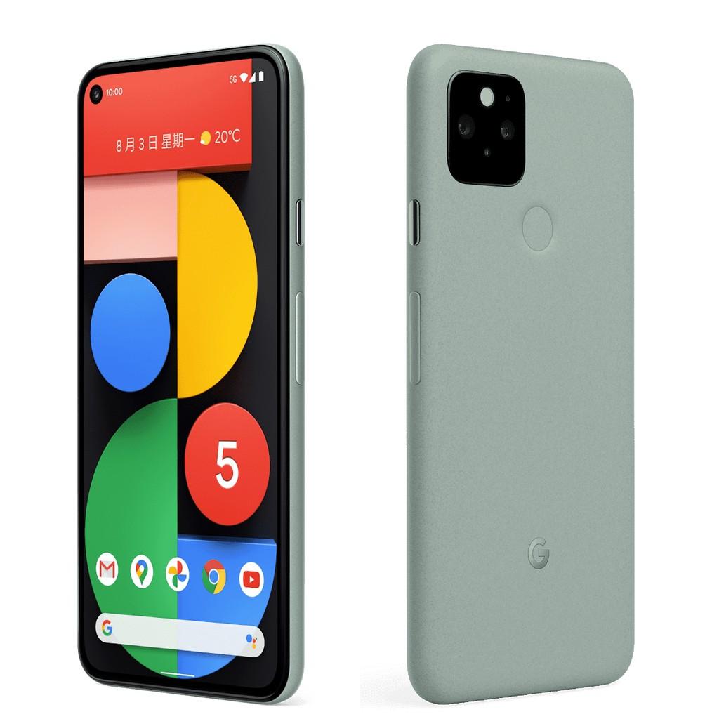 Google PIXEL5 5G旗艦版 8G/128G 綠/黑雙色 強勢登場!