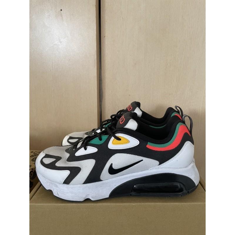 Nike Air Max 200  ABC mart購入 二手鞋