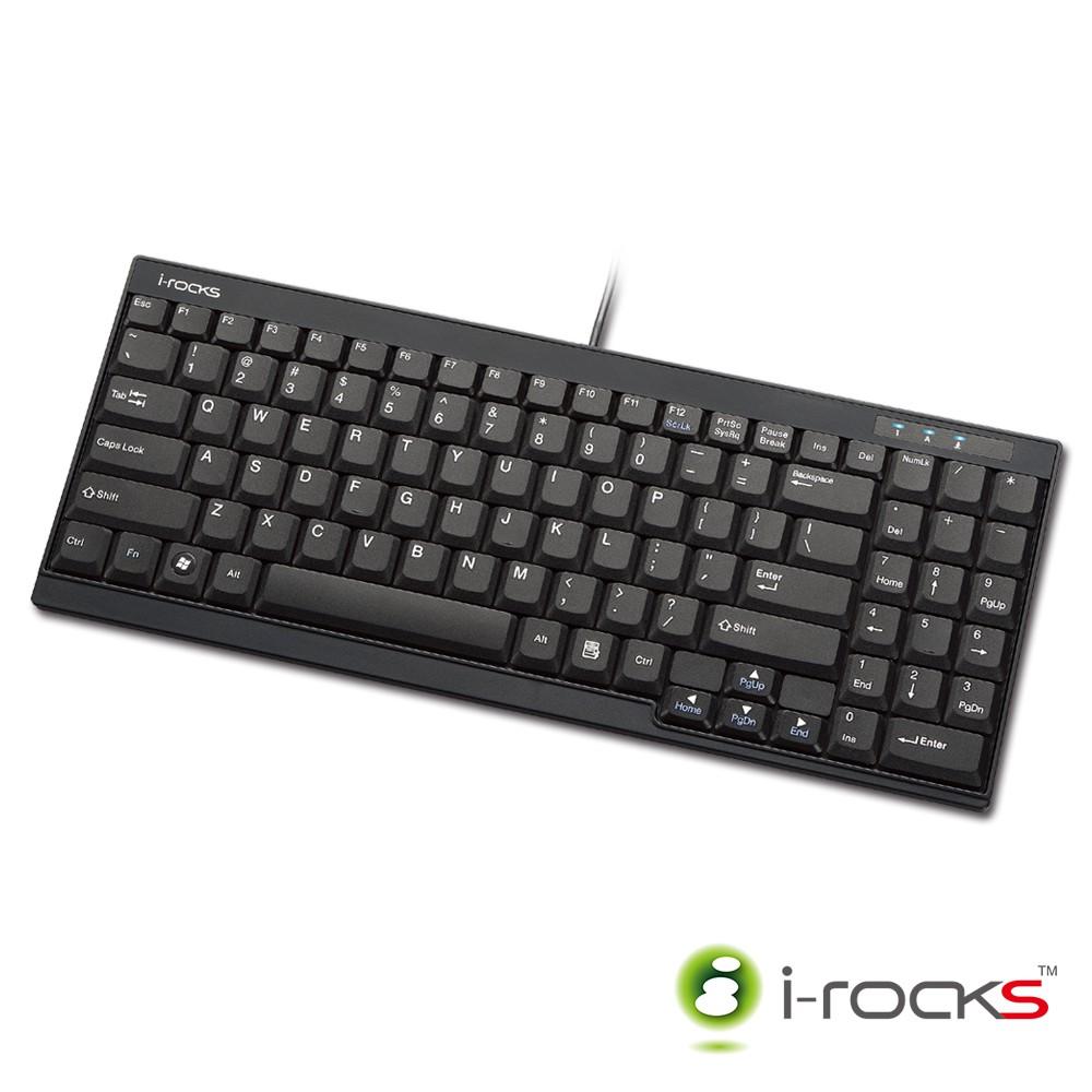 {龍林電腦} KR-6523 i-rocks 艾芮克 超薄迷你行動鍵盤