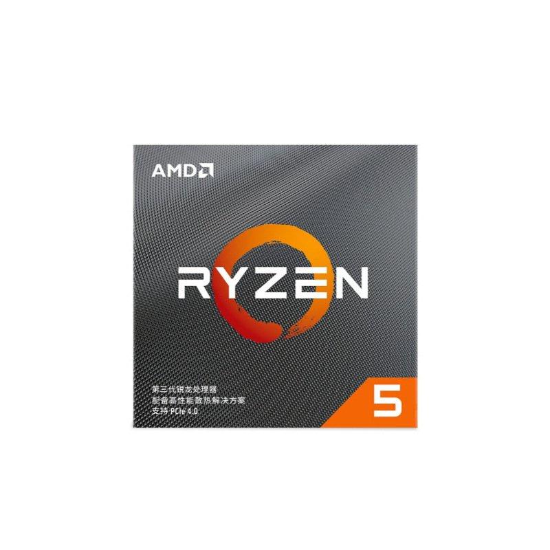【一手貨源~】🦁全新AMD Ryzen 5 3600XT 盒包 台式機處理器 AM4接口CPU