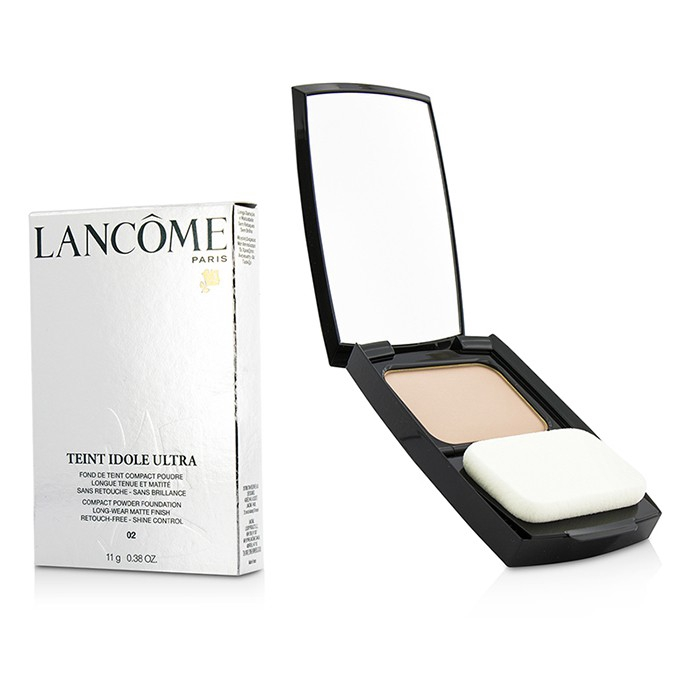 蘭蔻 - 絲潤持久粉餅 Teint Idole Ultra Compact Powder Foundation