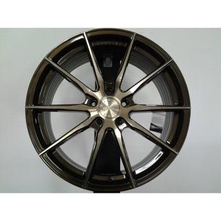 美國VERTINI 18吋5/ 112古銅底染透明古銅鋁圈BENZ AUDI 價格標示88非實際售價 洽詢優惠中