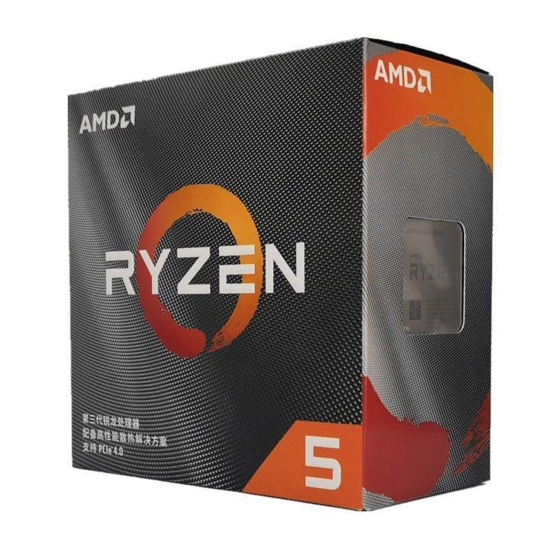 【 CPU盒裝/套裝】AMD R5 小盒裝3600X 3600 /3200G/5600X/5800X