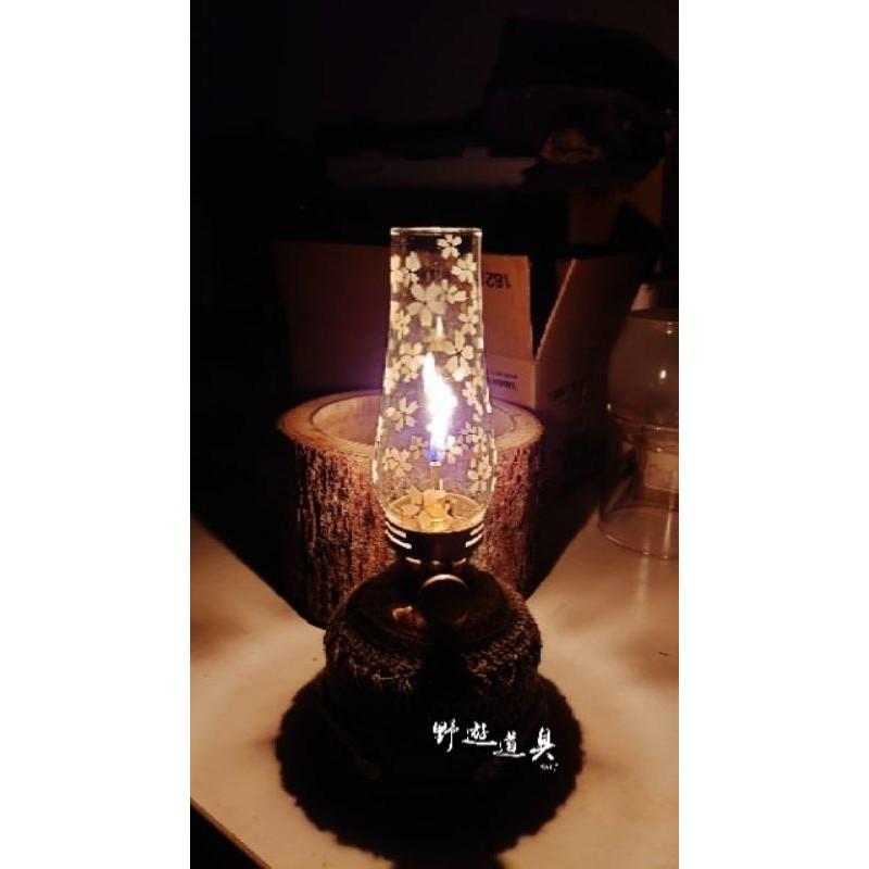 [現貨不必等]Coleman 盧美爾瓦斯燭燈玻璃 雪花 露營 美學 獨特 燈罩 瓦斯燈 燭燈 玻璃