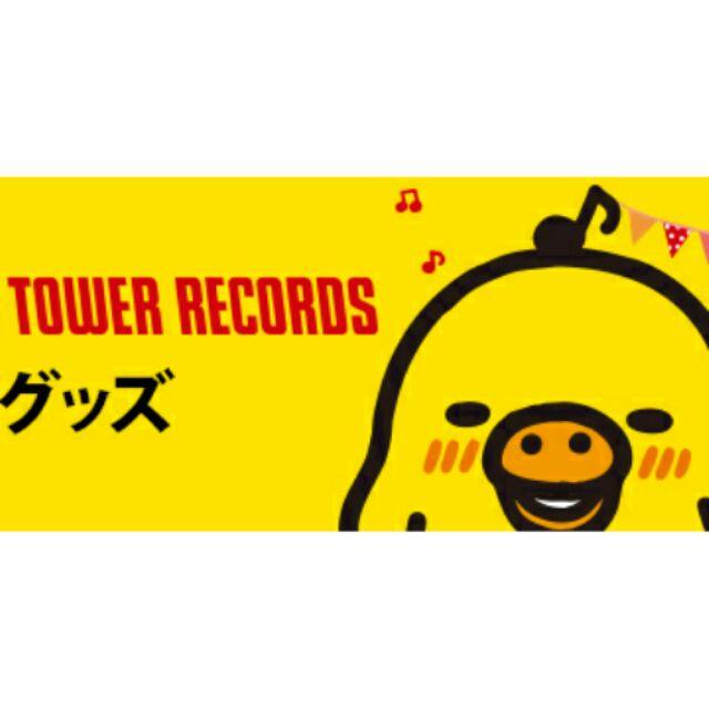 妮可日本代購RILAKKUMA × TOWER RECORDS懶懶熊小雞便條紙便利貼紙