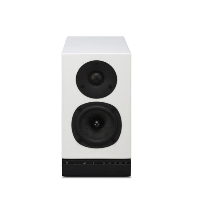 英國 QUAD 9AS 主動式鑑聽喇叭/對 鋼琴烤漆 內建USB/DAC《名展影音》