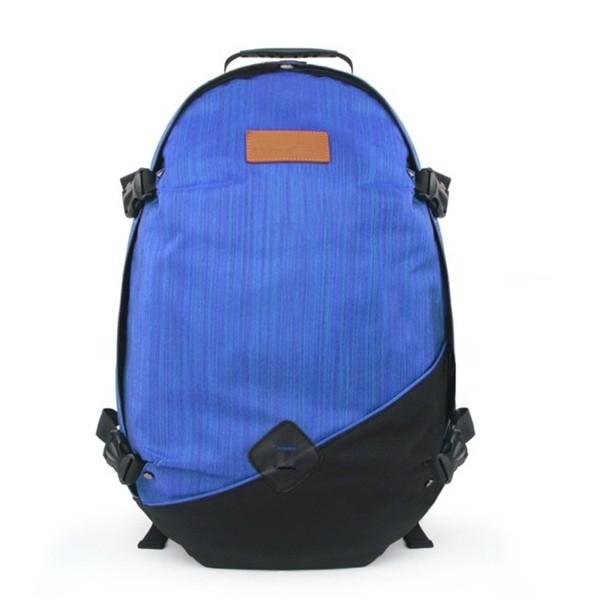 ♚人民時尚蝦皮暢貨館♚ MSP002都會型男超大容量防潑水商務14吋筆電運動後背包
