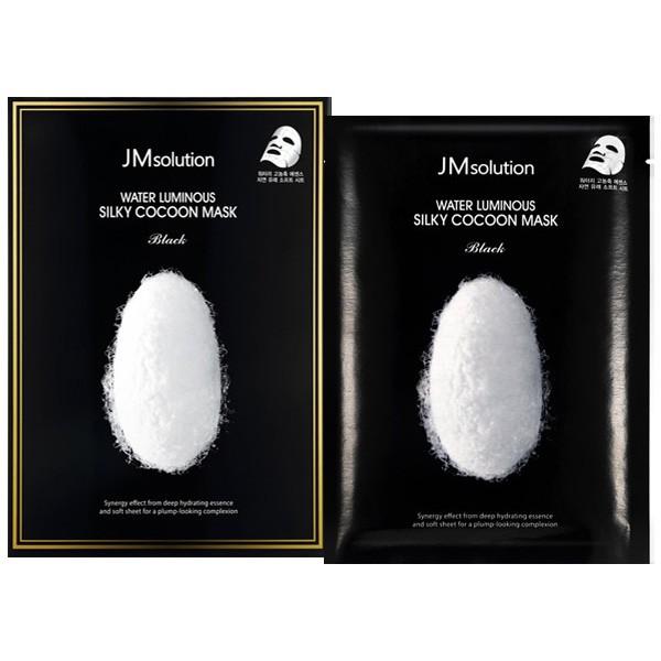 韓國 JMsolution 水光絲滑白蠶絲面膜(10片入)【小三美日】D543102