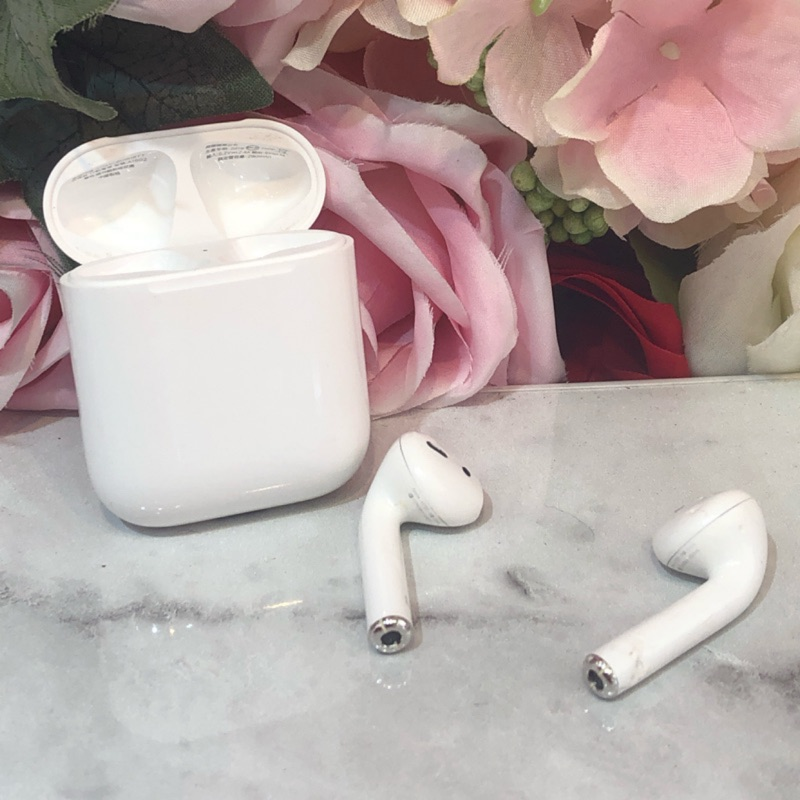 Apple AirPods2 Airpods2代 藍芽耳機 (搭配有線充電盒) 桃園、新竹 可面交