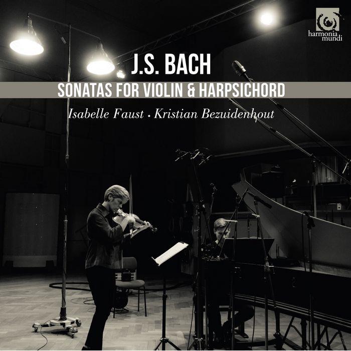巴哈 小提琴與大鍵琴奏鳴曲 Bach Sonatas for violin HMM902256 57