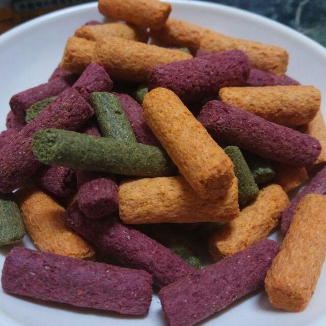 綜合蔬果磨牙棒 德國製 倉鼠零食 倉鼠點心 鼠飼料 寵物鼠主食 老鼠 三線鼠 楓葉鼠