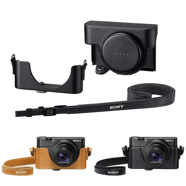 SONY LCJ-RXK RX100系列 原廠專用相機包 RX100M7 RX100M6 RX100M3 RX100