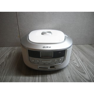二手- 快譯通【CDDZ101】手提CD立體聲音響 USB/ SD記憶卡 台北市