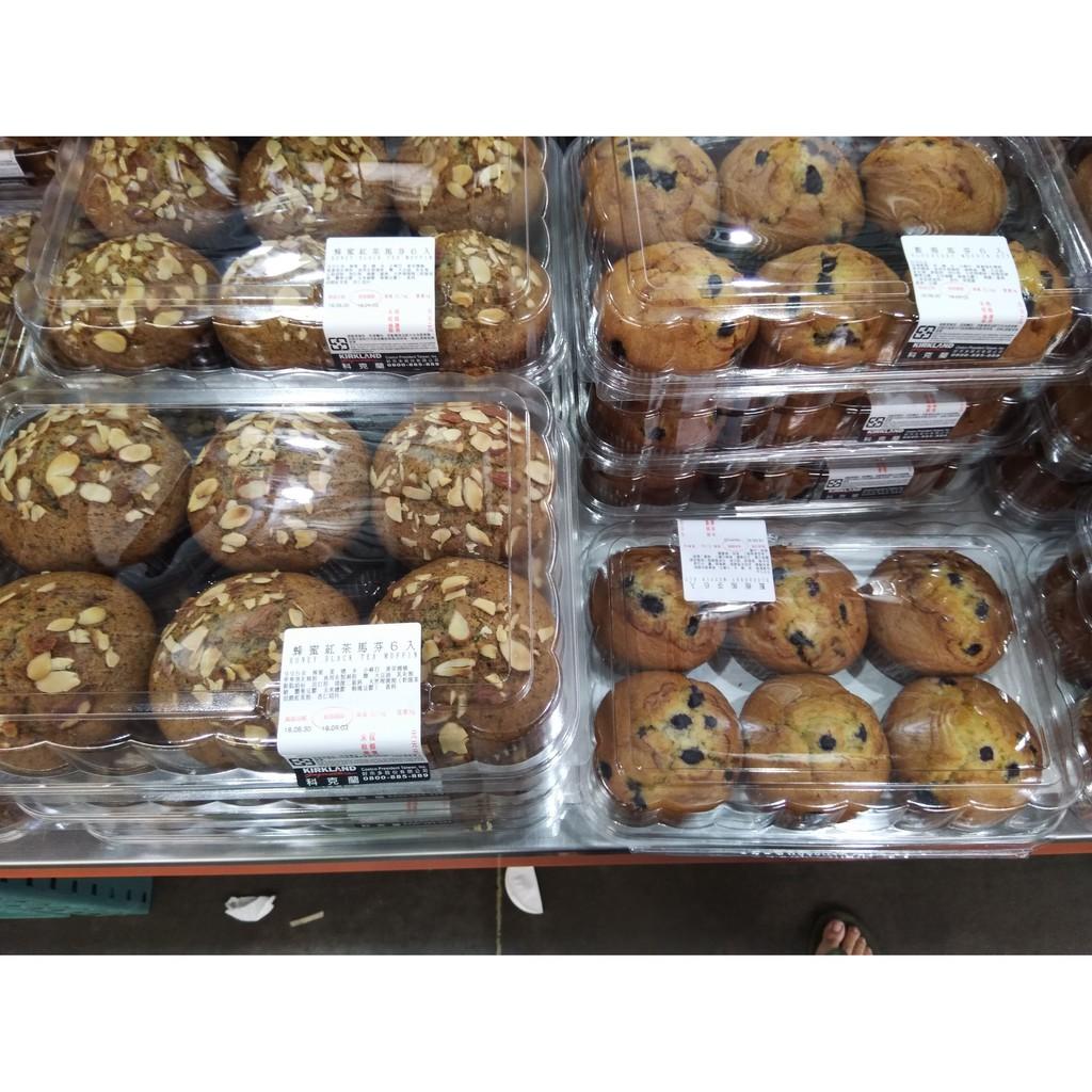 #86862 綜合馬芬 6入 巧克力 蔓越莓核桃 藍梅 蜂蜜紅茶 好市多代購 當天買,當天面交