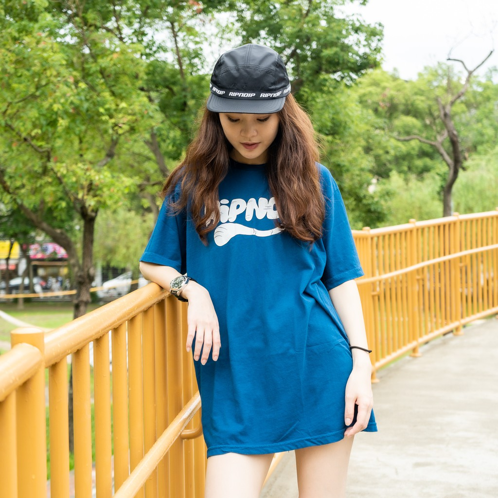 RIPNDIP 男女 RIPNTAIL TEE 短T 藍【A-KAY0】【RND3284RBLUE】