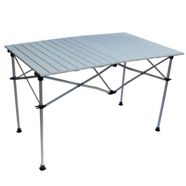 六人鋁捲桌(2段式 40/70CM) 92348《台南悠活運動家》