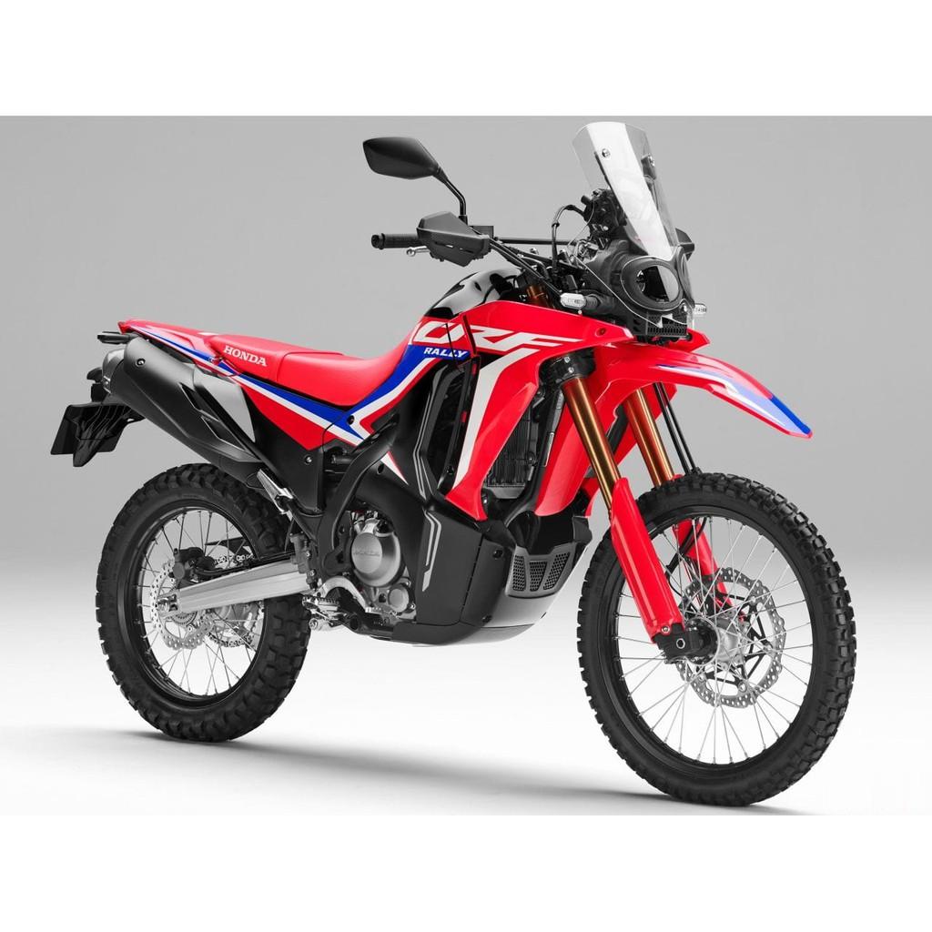 【Moto Dream】HONDA CRF300L RALLY 2020出廠