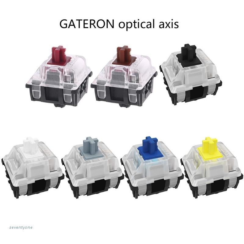 ❤〜 Gateron 光開關互換光開關機械鍵盤 SK61 SK64