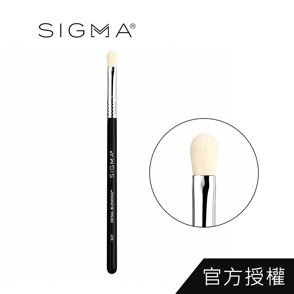 Sigma E27 細部暈染眼影刷 Detail Blending 眼部刷具 刷具 暈染刷 眼妝 - WBK SHOP