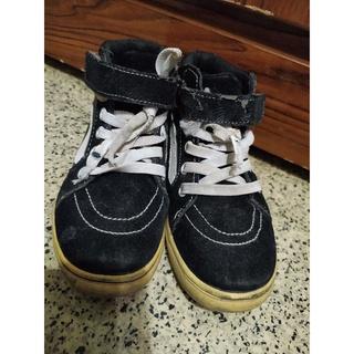 二手童鞋高筒帆布鞋贈送 臺北市