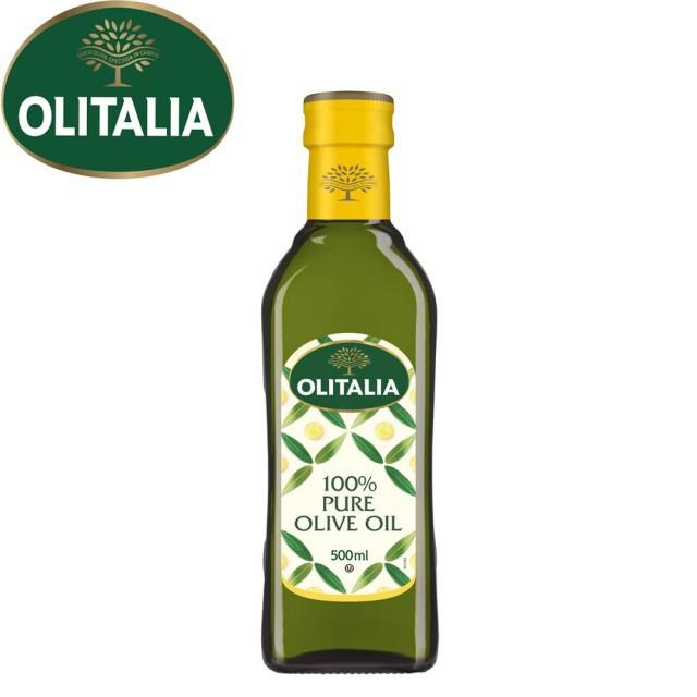 Olitalia 奧利塔純橄欖油 500ml / 奧利塔頂級葵花油 500ml