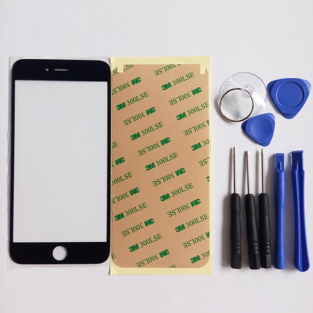 Iphone 6 6s Plus 的前外玻璃鏡頭更換零件