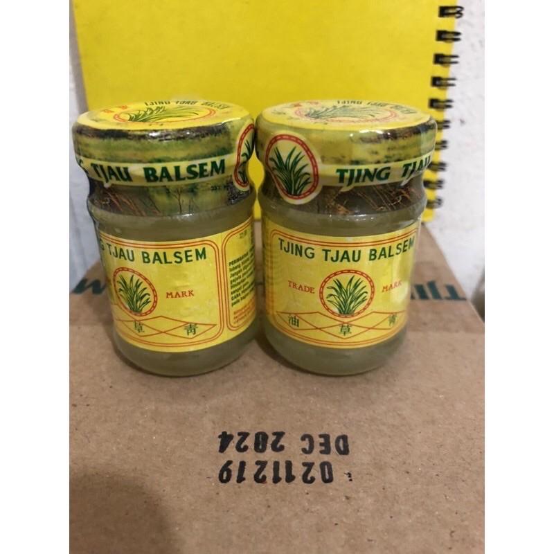 🔥現貨🔥PO TJING TJAU BALSEM 🔥 ~印尼青草油36 gram🌈