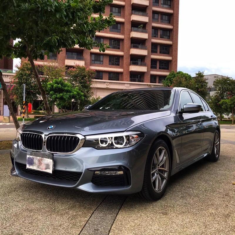 2017 BMW 530i M-Sport 總代理