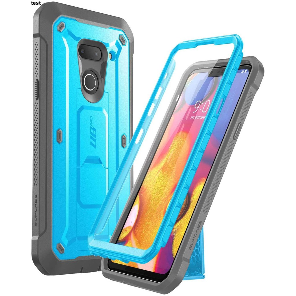 SUPCASE UBPro系列LG G8/LG G8 ThinQ手機殼2019年堅固的堅固保護殼內置屏幕保護膜