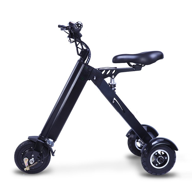 【FIIDO】K8 折疊電動三輪車 30KM版 5秒快速收納 三段變速 雙避震器 短程代步 折疊車 電動車